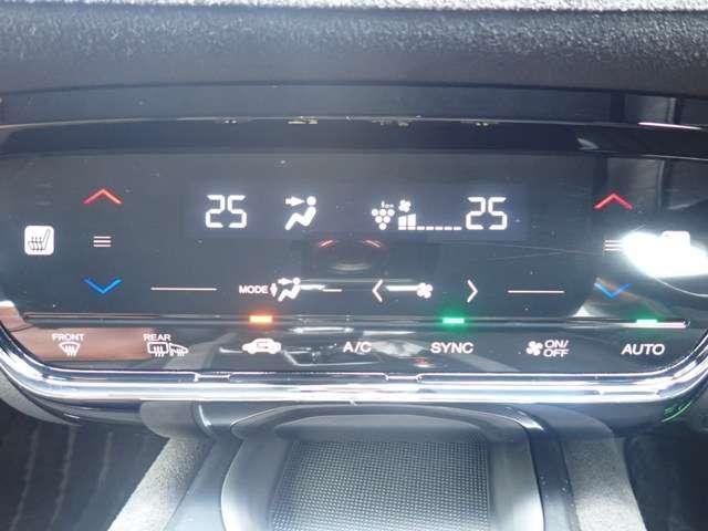 ハイブリッドRS・ホンダセンシング 純正ナビLEDヘッドライト オートライト LEDライト シートヒー ナビTV フルセグT ETC メモリーナビ アイドリングストップ DVD アルミ 盗難防止システム オートクルーズ スマキー VSA(26枚目)