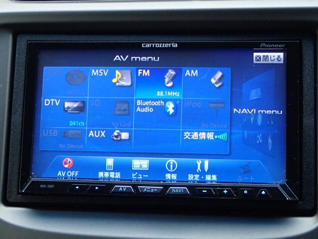 ホンダ フィット X 社外HDDナビ シートヒーター ETC フルセグ HID