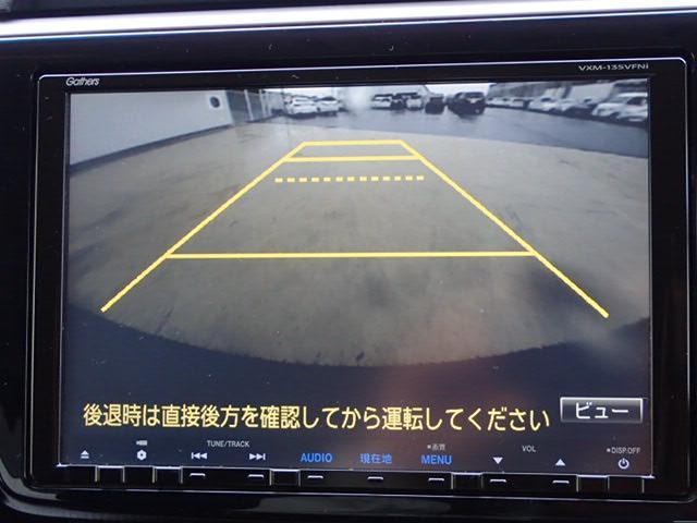 ホンダ ステップワゴンスパーダ スパーダ 純正用品メモリーナビ フルセグ Rカメラ ETC