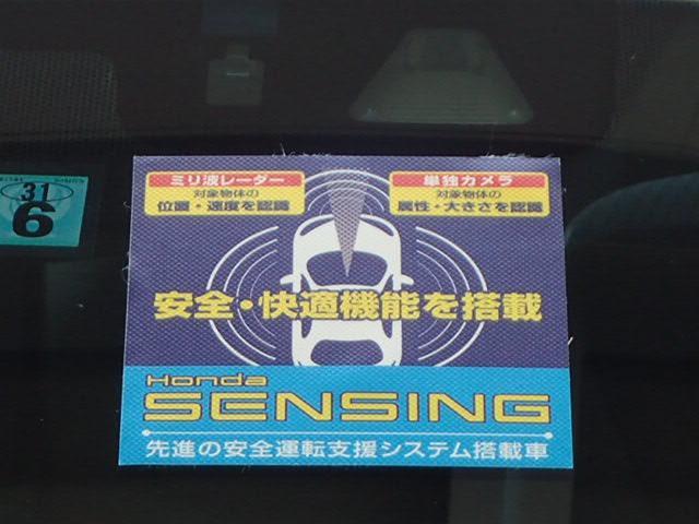 EX HondaSENSING 純正メモリーナビ ETC(20枚目)