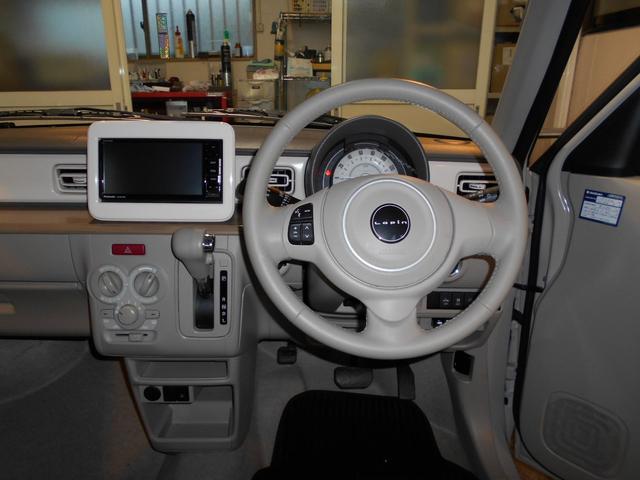 S HID シートヒーター バックカメラ SDナビ ETC(10枚目)