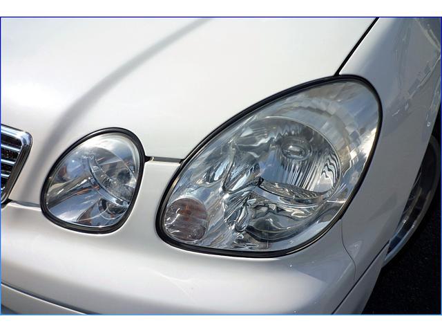 トヨタ アリスト S300 社外DVDナビ 18INアルミ 社外マフラー