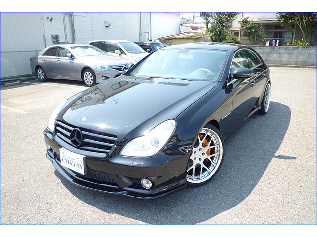 CLS55 AMG ハイパーフォージド20INアルミ ETC(4枚目)