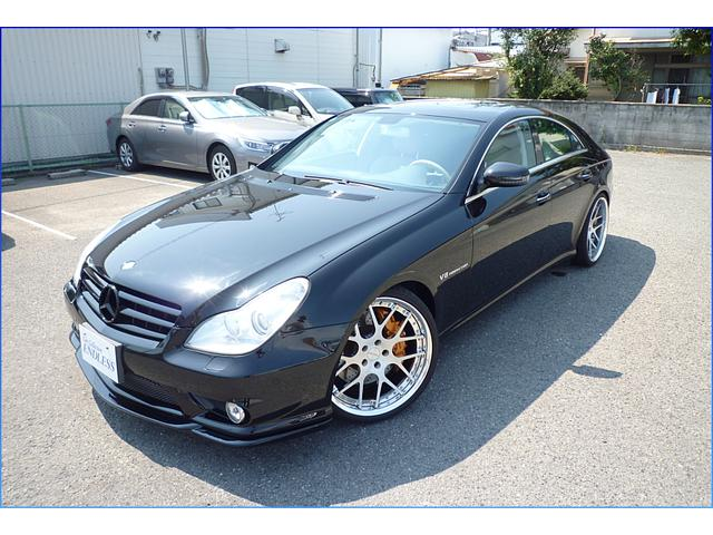 CLS55 AMG ハイパーフォージド20INアルミ ETC(5枚目)