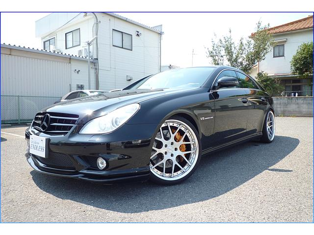 CLS55 AMG ハイパーフォージド20INアルミ ETC(6枚目)