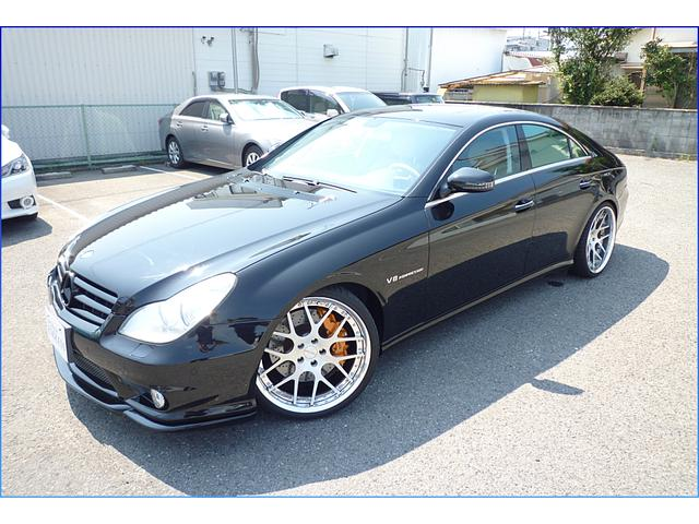 CLS55 AMG ハイパーフォージド20INアルミ ETC(7枚目)