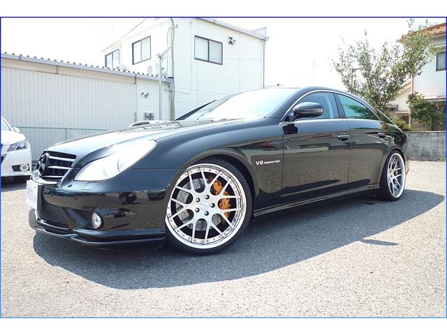 CLS55 AMG ハイパーフォージド20INアルミ ETC(8枚目)