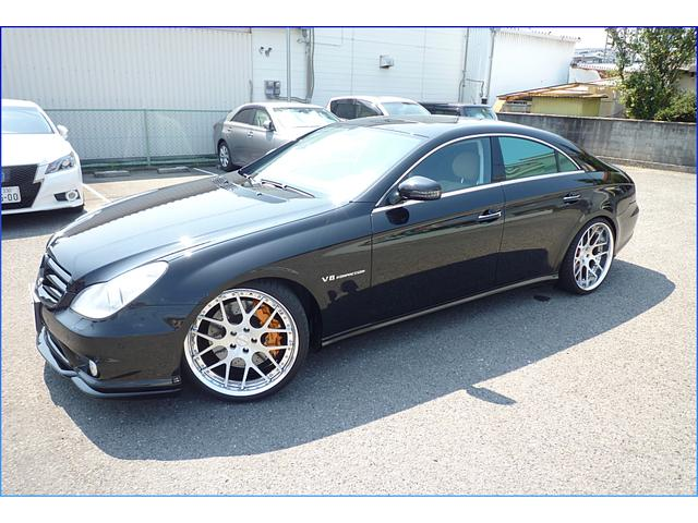 CLS55 AMG ハイパーフォージド20INアルミ ETC(9枚目)