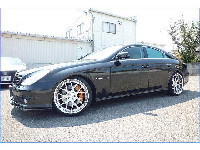 CLS55 AMG ハイパーフォージド20INアルミ ETC(10枚目)
