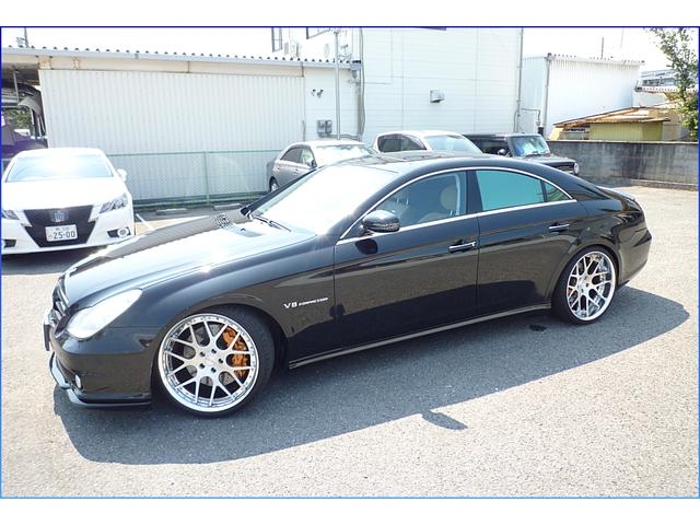 CLS55 AMG ハイパーフォージド20INアルミ ETC(11枚目)