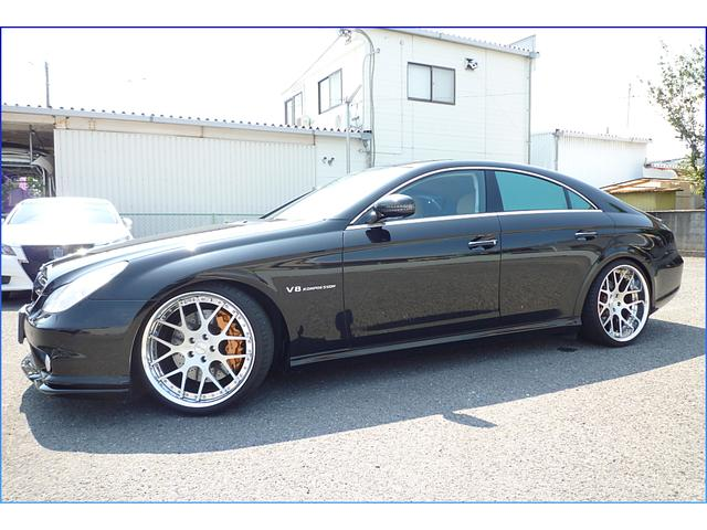 CLS55 AMG ハイパーフォージド20INアルミ ETC(12枚目)
