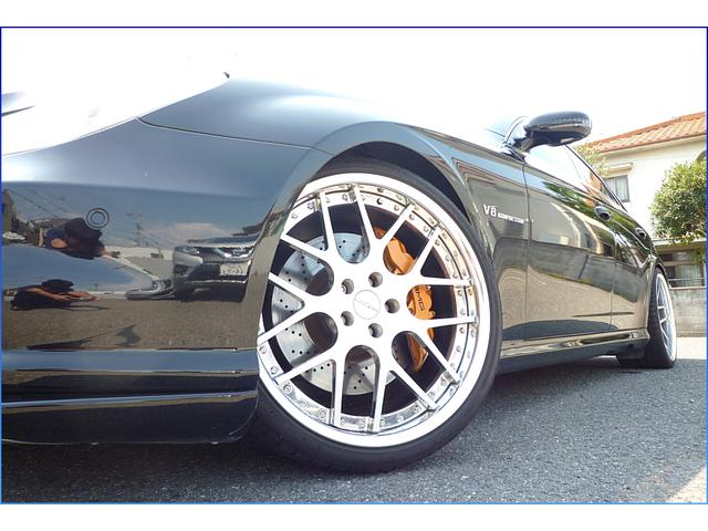 CLS55 AMG ハイパーフォージド20INアルミ ETC(15枚目)