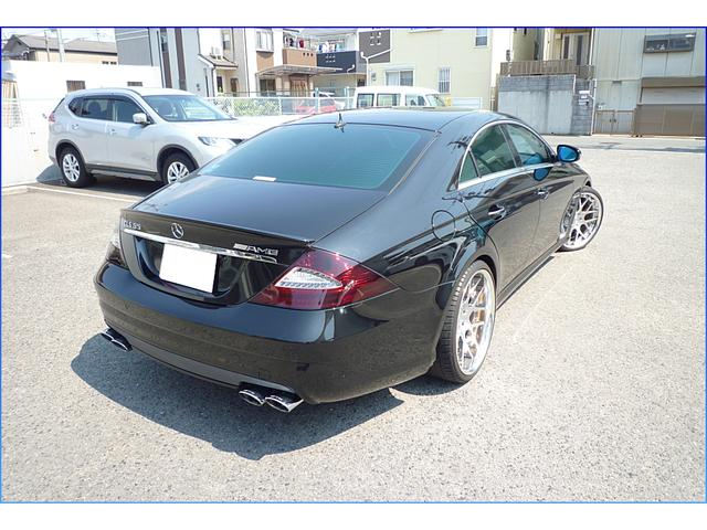 CLS55 AMG ハイパーフォージド20INアルミ ETC(18枚目)