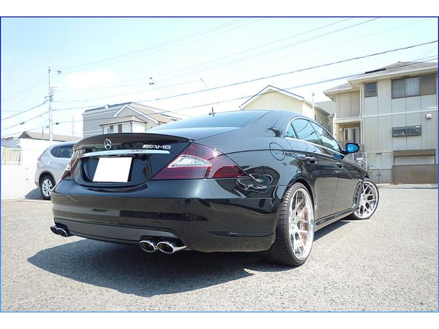 CLS55 AMG ハイパーフォージド20INアルミ ETC(19枚目)
