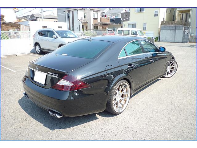 CLS55 AMG ハイパーフォージド20INアルミ ETC(20枚目)