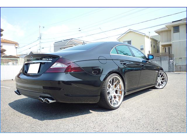 CLS55 AMG ハイパーフォージド20INアルミ ETC(21枚目)