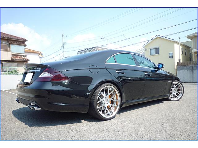 CLS55 AMG ハイパーフォージド20INアルミ ETC(23枚目)
