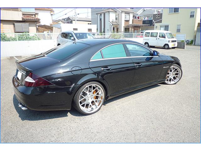 CLS55 AMG ハイパーフォージド20INアルミ ETC(24枚目)