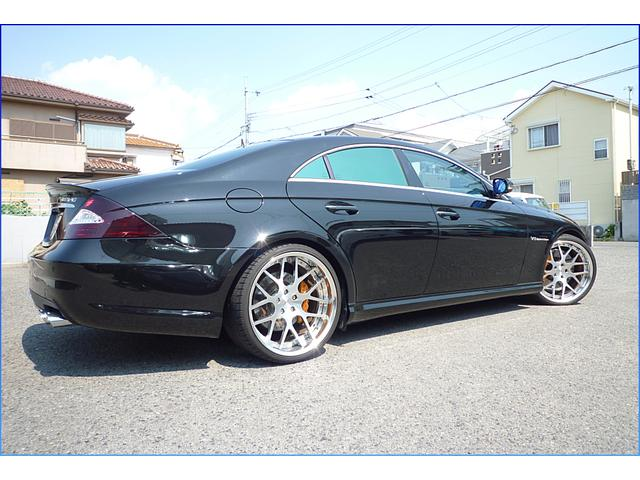 CLS55 AMG ハイパーフォージド20INアルミ ETC(25枚目)