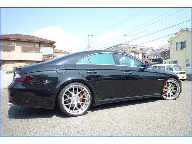 CLS55 AMG ハイパーフォージド20INアルミ ETC(27枚目)