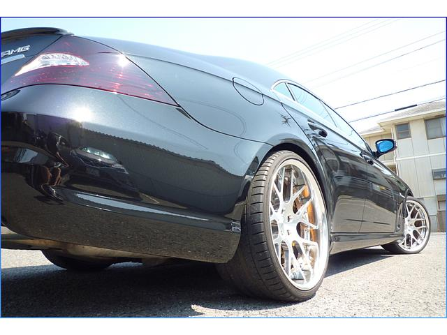 CLS55 AMG ハイパーフォージド20INアルミ ETC(29枚目)