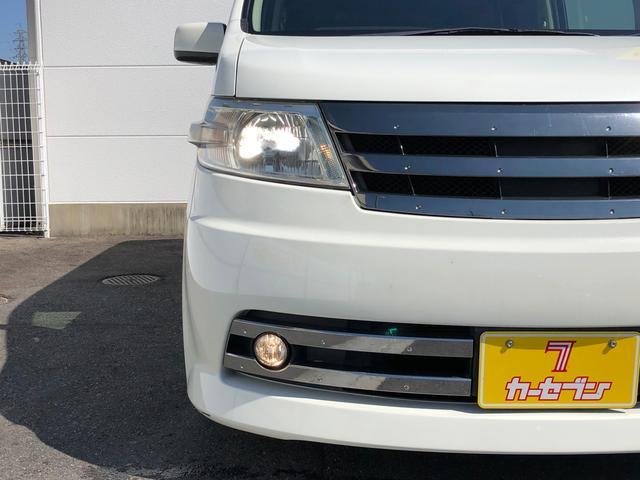ライダーアルファII・社外HDDナビ・フルセグ・パワスラ(7枚目)
