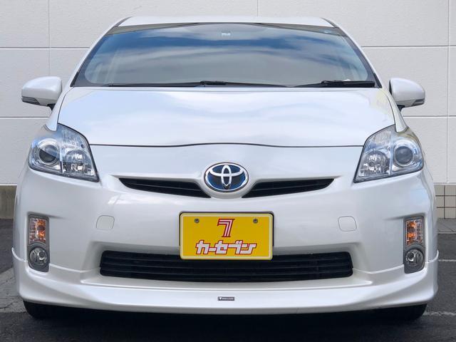 S・8型HDDナビ・モデリスタエアロ・シートカバー(2枚目)