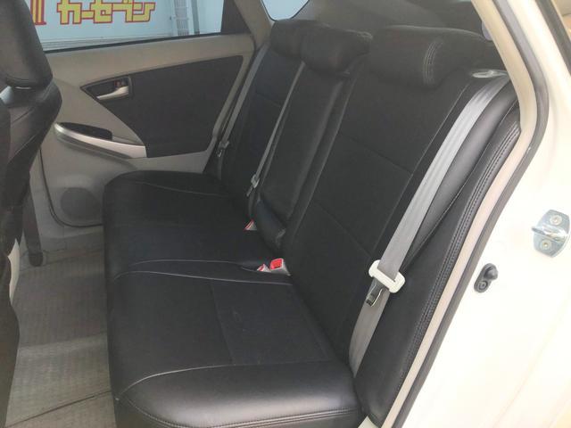 S・8型HDDナビ・モデリスタエアロ・シートカバー(15枚目)