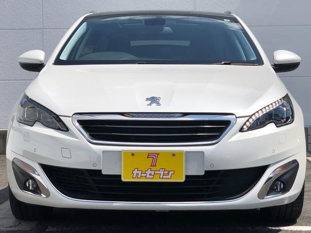 「プジョー」「プジョー 308」「ステーションワゴン」「滋賀県」の中古車2