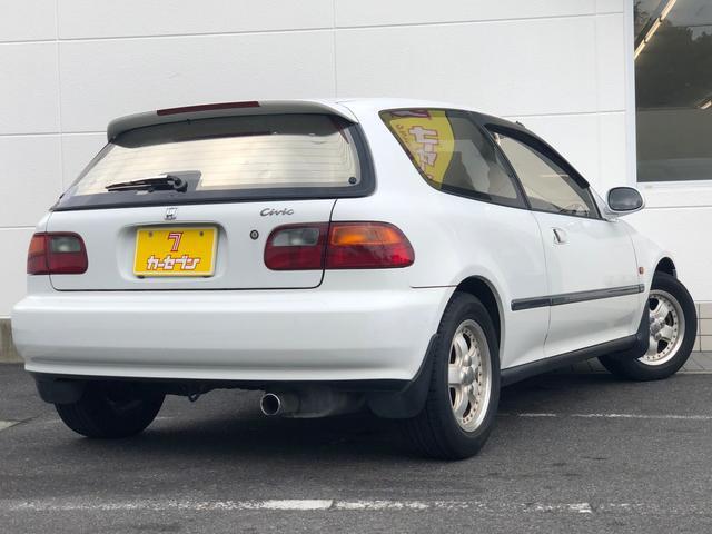 「ホンダ」「シビック」「コンパクトカー」「滋賀県」の中古車6