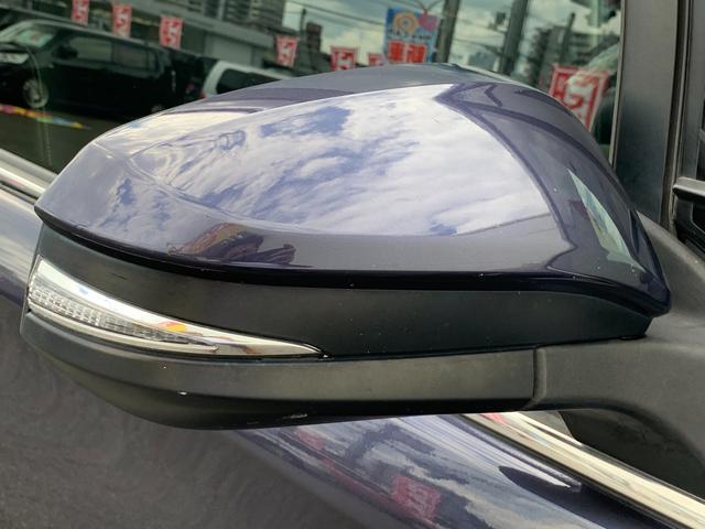ハイブリッドGi アルパイン9型SDナビ・フルセグTV・アルパインフリップダウンモニター・バックモニター・ETC・黒革シート・両側パワースライド・ワンオーナー・シートヒーター・LEDヘッド・フォグ・革巻きステアリング(33枚目)