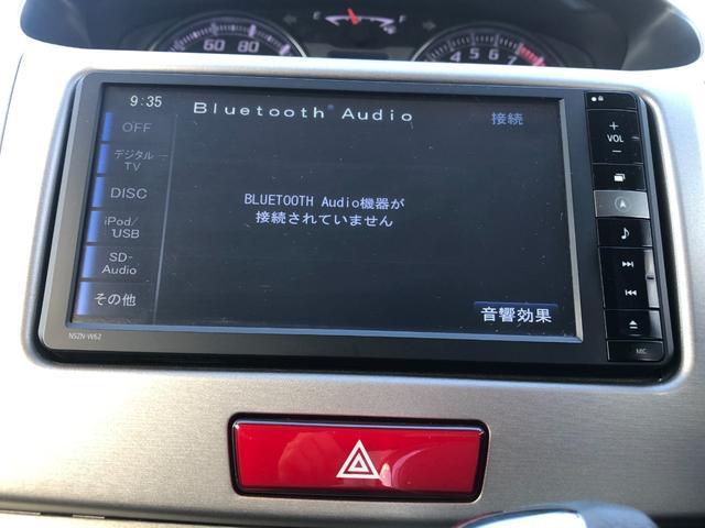 カスタム RS SILKBRAZEフルエアロ・SILKBRAZE2本出しマフラー・SILKBRAZEグリルクレンツェ17インチアルミ・TEIN車高調・社外LEDテール・純正SDナビ・フルセグTV・ETC・ワンオーナー(4枚目)