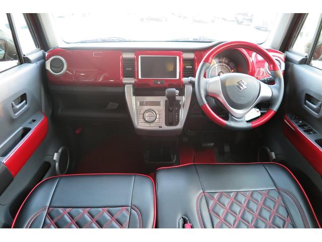 スズキ ハスラー G  オリジナルカラーリフトUP