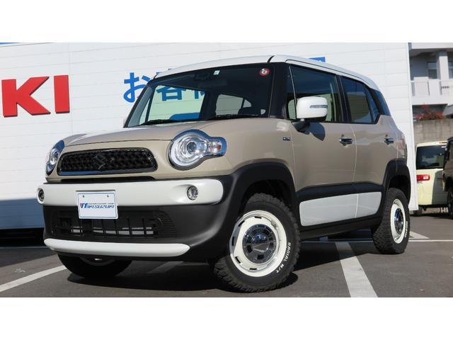 「スズキ」「クロスビー」「SUV・クロカン」「兵庫県」の中古車2