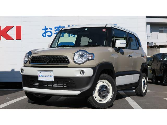 「スズキ」「クロスビー」「SUV・クロカン」「兵庫県」の中古車3