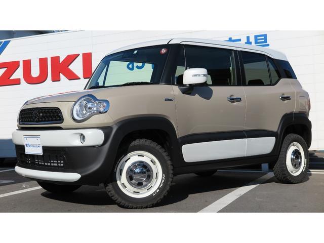 「スズキ」「クロスビー」「SUV・クロカン」「兵庫県」の中古車5