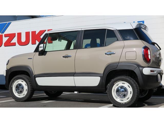 「スズキ」「クロスビー」「SUV・クロカン」「兵庫県」の中古車8