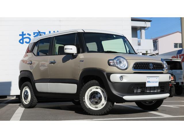 「スズキ」「クロスビー」「SUV・クロカン」「兵庫県」の中古車17