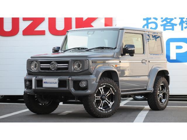 「スズキ」「ジムニーシエラ」「SUV・クロカン」「兵庫県」の中古車4