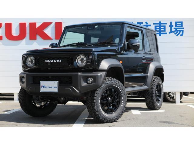 「スズキ」「ジムニーシエラ」「SUV・クロカン」「兵庫県」の中古車3