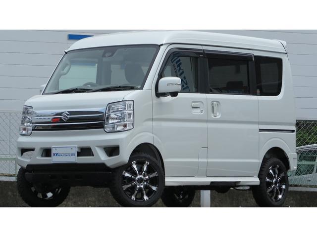 「スズキ」「エブリイワゴン」「コンパクトカー」「兵庫県」の中古車3