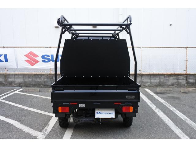 4WD サイドオーニング付ハードカーゴパッケージ 1インチリフトUP車検対応(3枚目)