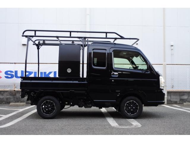 4WD サイドオーニング付ハードカーゴパッケージ 1インチリフトUP車検対応(4枚目)