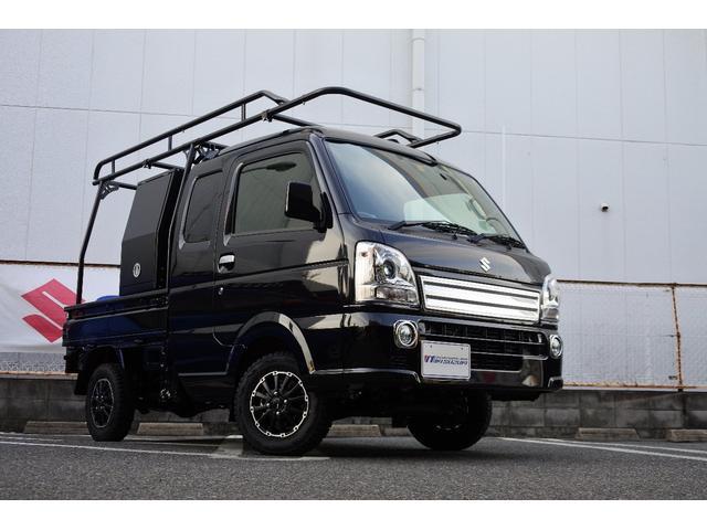 4WD サイドオーニング付ハードカーゴパッケージ 1インチリフトUP車検対応(6枚目)