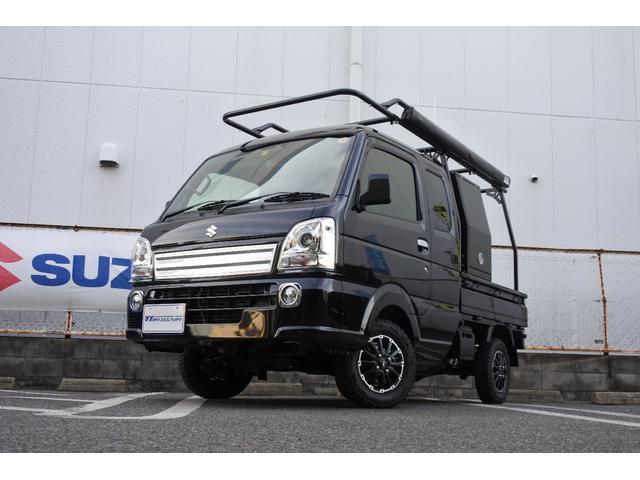 4WD サイドオーニング付ハードカーゴパッケージ 1インチリフトUP車検対応(7枚目)