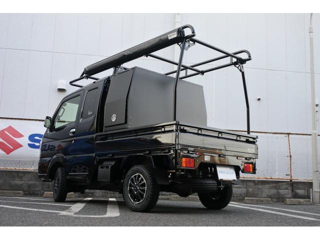 4WD サイドオーニング付ハードカーゴパッケージ 1インチリフトUP車検対応(9枚目)
