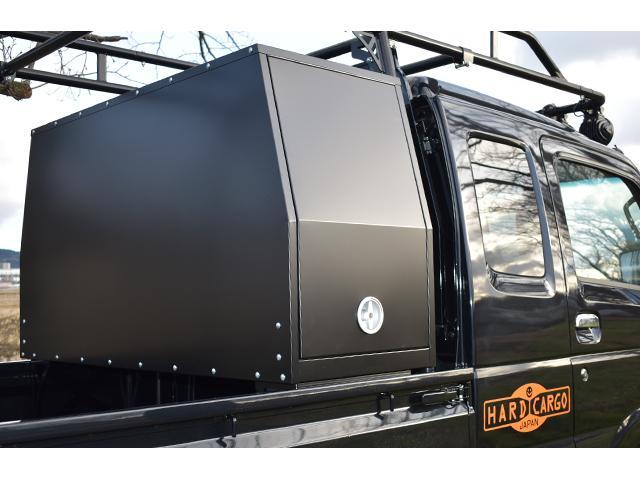 4WD サイドオーニング付ハードカーゴパッケージ 1インチリフトUP車検対応(17枚目)