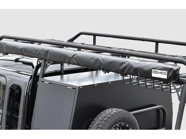 4WD サイドオーニング付ハードカーゴパッケージ 1インチリフトUP車検対応(18枚目)
