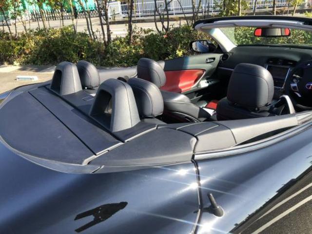 「レクサス」「IS」「オープンカー」「奈良県」の中古車25