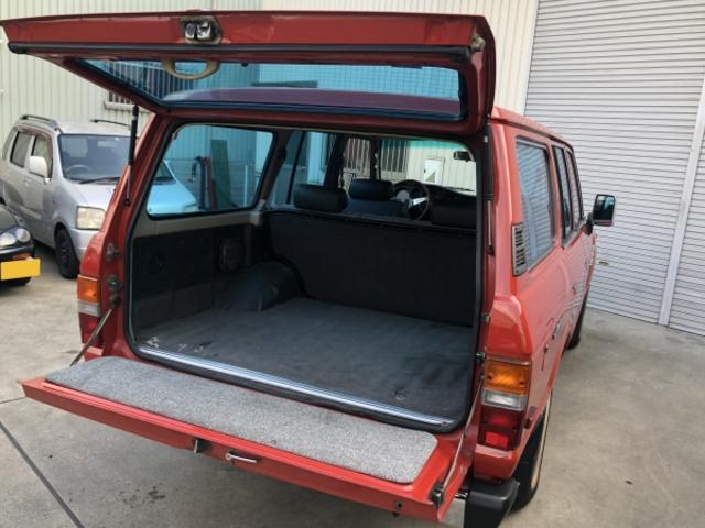 「トヨタ」「ランドクルーザー60」「SUV・クロカン」「奈良県」の中古車8